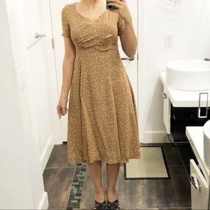 Vintage gorgeous dress. Size 8